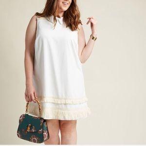 New ModCloth optimistic shift dress